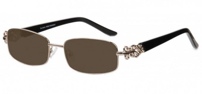 Sunglasses in Gunmetal
