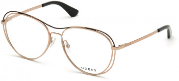 GUESS GU2760 glasses in Black/Other