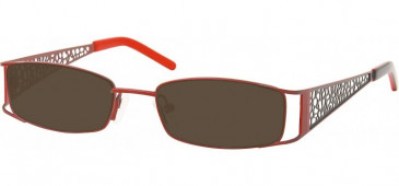 Sunglasses in Burgundy