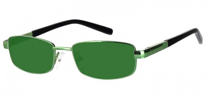 Sunglasses in Matt Green