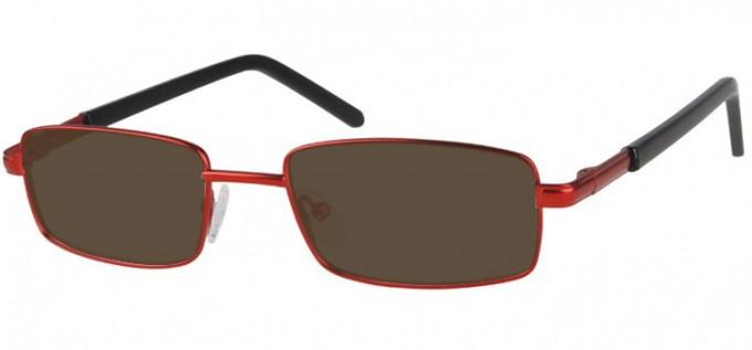 Sunglasses in Red
