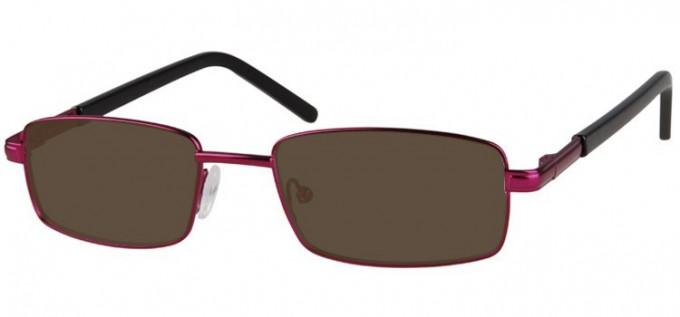 Sunglasses in Light Purple