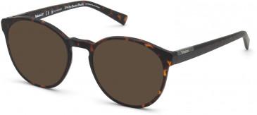 TIMBERLAND TB1662 sunglasses in Dark Havana