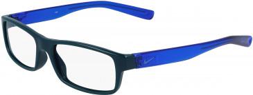 NIKE OPTICAL NIKE 5090-47 glasses in MIDNIGHT TURQ/RACER BLUE