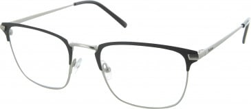 Barbour B070 glasses in Black/Gunmetal