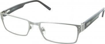 Barbour B033 glasses in Silver