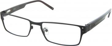 Barbour B033 glasses in Black