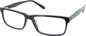 Barbour B051 glasses in Black