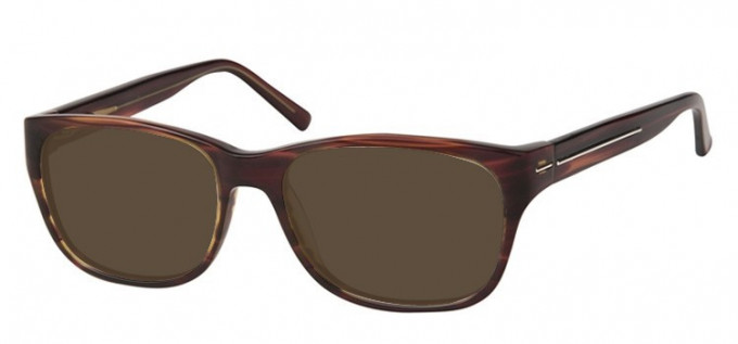 Sunglasses in Light Brown