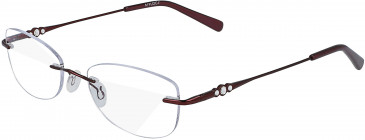 Airlock AIRLOCK EMBRACE 200-49 glasses in Burgundy