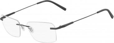 Airlock AIRLOCK CALIBER CHASSIS-55 glasses in Gunmetal