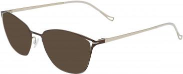 Airlock AIRLOCK 5002 sunglasses in Brown