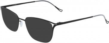 Airlock AIRLOCK 5003 sunglasses in Black