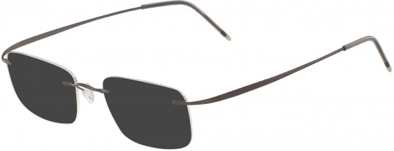 Airlock AIRLOCK ELEMENT CHASSIS-54 sunglasses in Gunmetal