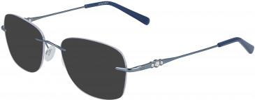 Airlock AIRLOCK EMBRACE 200-52 sunglasses in Silver Blue
