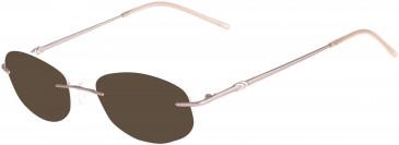 Airlock AIRLOCK FOREVER 200-51 sunglasses in Burgundy Rose