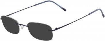 Airlock AIRLOCK SEVEN-SIXTY CHASSIS-50 sunglasses in Navy