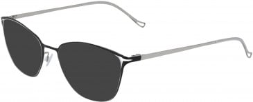 Airlock AIRLOCK 5002 sunglasses in Black
