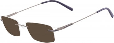 Airlock AIRLOCK CALIBER CHASSIS-52 sunglasses in Silver