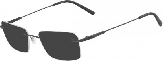 Airlock AIRLOCK CALIBER CHASSIS-55 sunglasses in Gunmetal