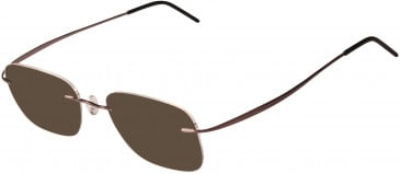 Airlock AIRLOCK ELEMENT CHASSIS-52 sunglasses in Shiny Gunmetal