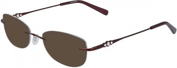 Airlock AIRLOCK EMBRACE 200-49 sunglasses in Burgundy