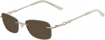 Airlock AIRLOCK ESSENCE 200-53 sunglasses in Gold