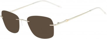 Airlock AIRLOCK FOREVER 200-52 sunglasses in Silver