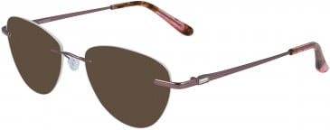 Airlock AIRLOCK GLORY CHASSIS sunglasses in Rose