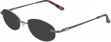 Airlock AIRLOCK GLORY CHASSIS-51 sunglasses in Lavender
