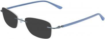 Airlock AIRLOCK HARMONY 200-52 sunglasses in Silver Blue