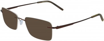 Airlock AIRLOCK REFINE 200-54 sunglasses in Brown