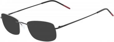 Airlock AIRLOCK WISDOM CHASSIS-53 sunglasses in Satin Black
