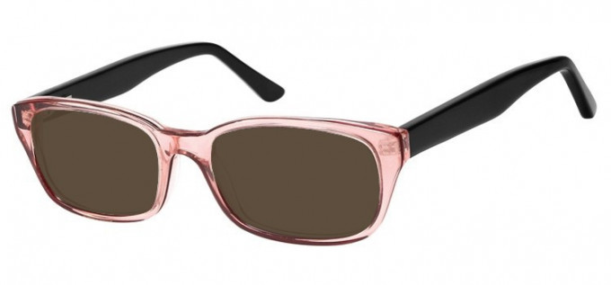 Sunglasses in Pink