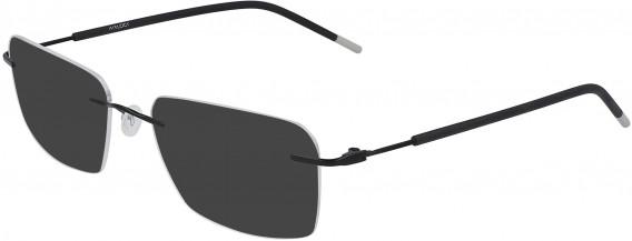 Airlock AIRLOCK HOMAGE CHASSIS sunglasses in Black