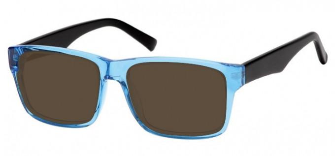 Sunglasses in Light Blue