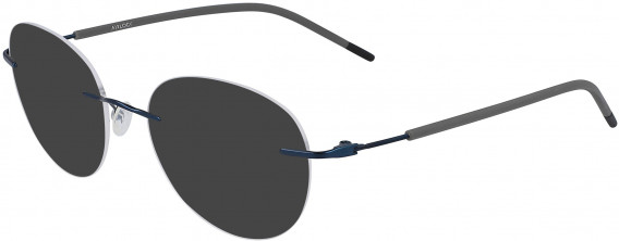 Airlock AIRLOCK HOMAGE CHASSIS-51 sunglasses in Navy