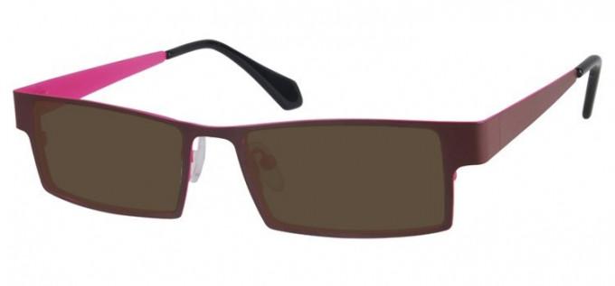 Sunglasses in Purple/Pink
