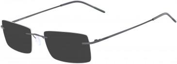 Airlock AIRLOCK WISDOM CHASSIS sunglasses in Satin Grey Moss
