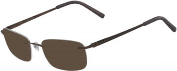 Airlock AIRLOCK VALOR 200-54 sunglasses in Brown