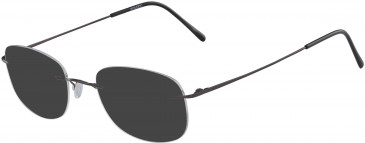 Airlock AIRLOCK SEVEN-SIXTY CHASSIS-53 sunglasses in Gunmetal