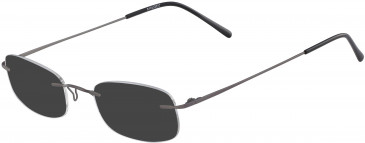 Airlock AIRLOCK SEVEN-SIXTY CHASSIS-48 sunglasses in Graphite