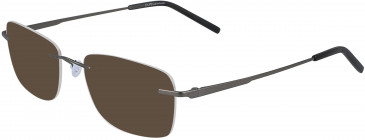 Airlock AIRLOCK REFINE 200-53 sunglasses in Gunmetal