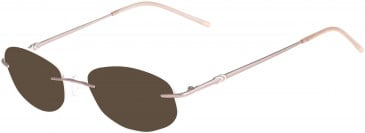 Airlock AIRLOCK FOREVER 200-51 sunglasses in Burgundy Rose