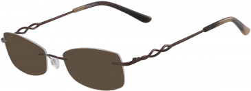 Airlock AIRLOCK ESSENCE 200-52 sunglasses in Brown
