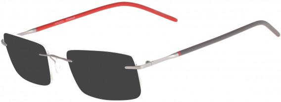 Airlock AIRLOCK ENDLESS 200-53 sunglasses in Light Gunmetal