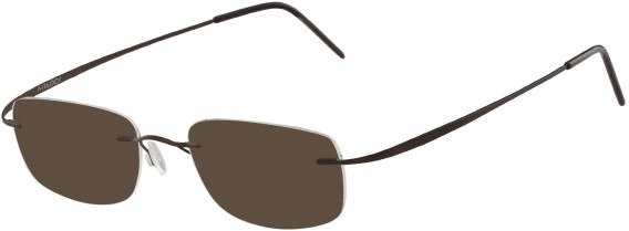 Airlock AIRLOCK ELEMENT CHASSIS-52 sunglasses in Brown
