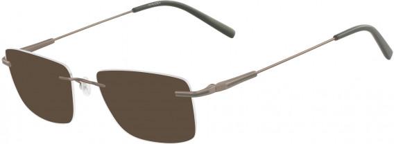 Airlock AIRLOCK CALIBER CHASSIS-53 sunglasses in Sand