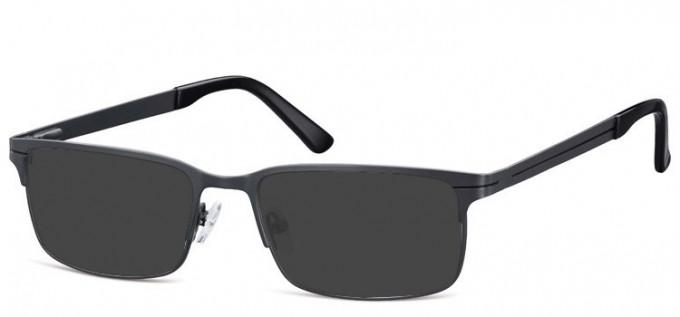 Sunglasses in Grey/Black