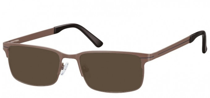 Sunglasses in Brown/Grey